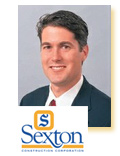 Brendan Bastable Vice President of Sexton Construction